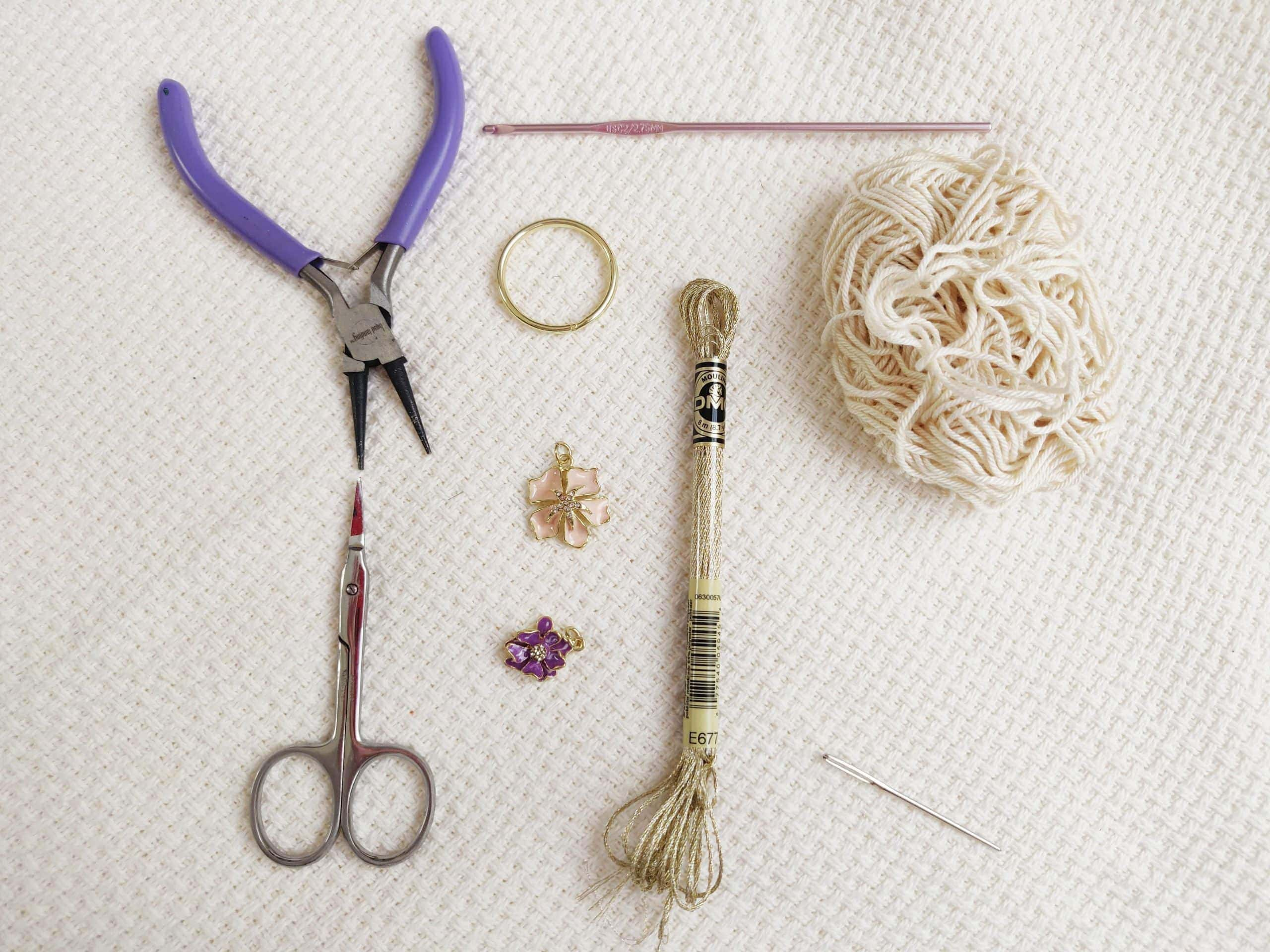 tools and string